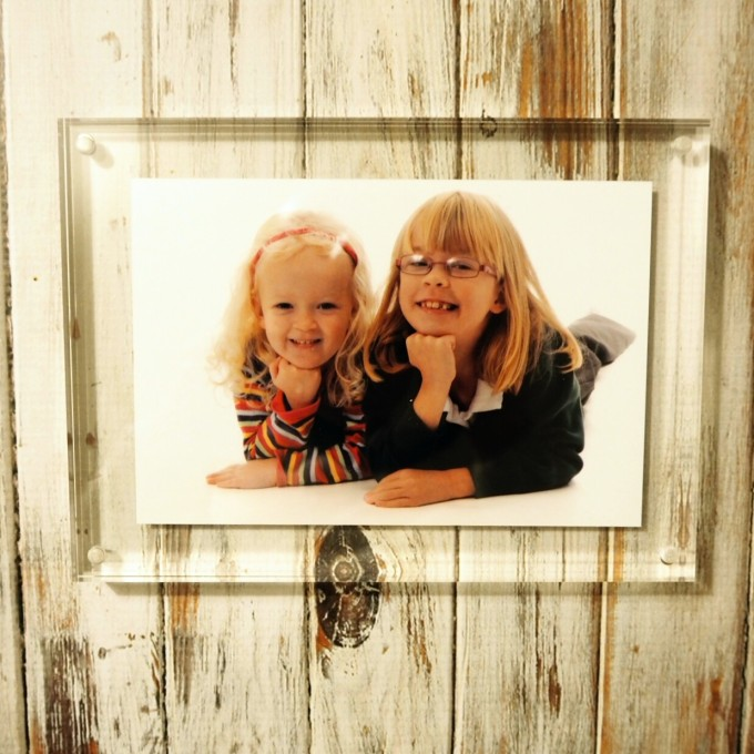 Girls PHOTO ACRYLIC BLOCK