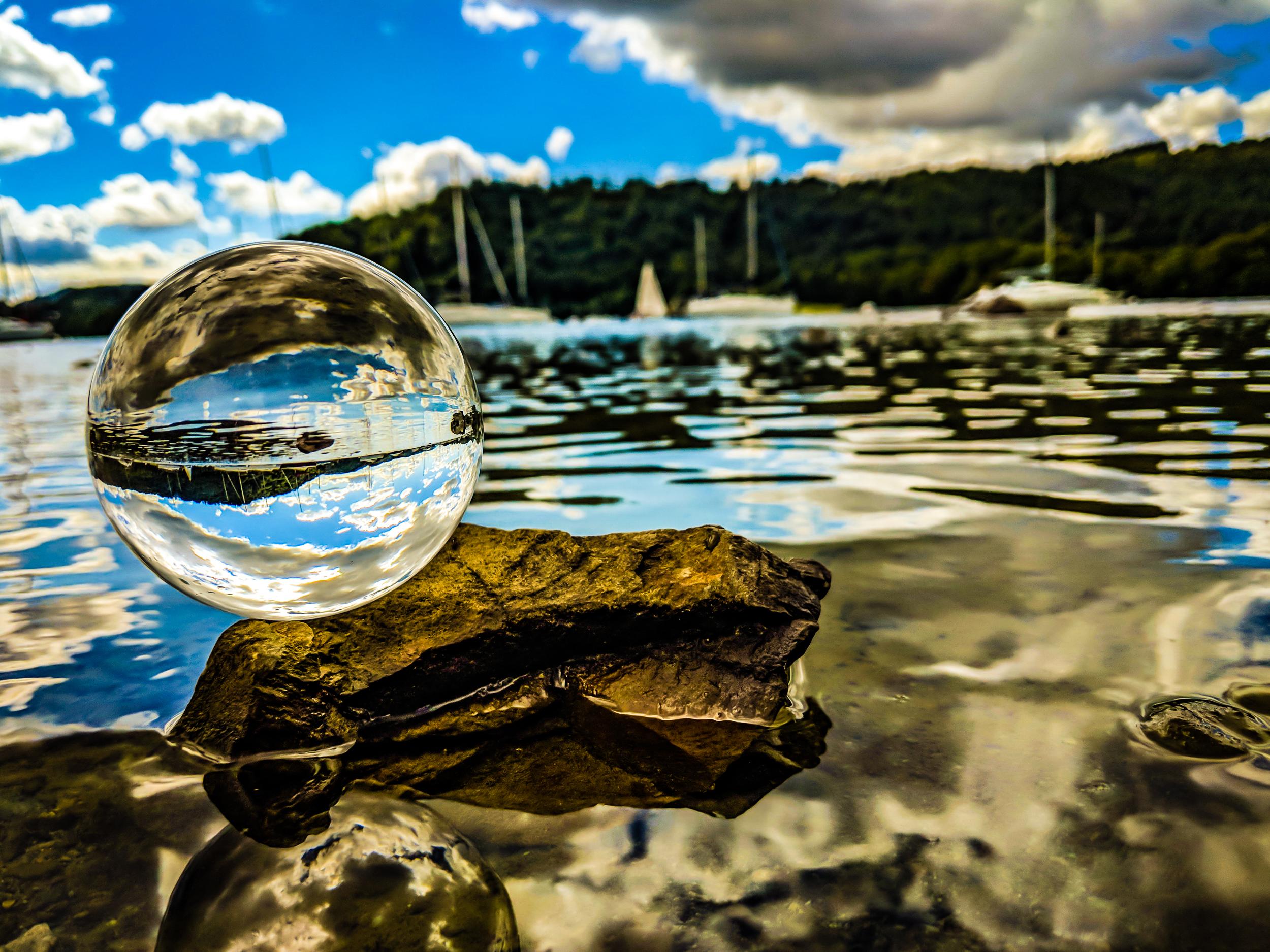 Lake Windermere Lensball