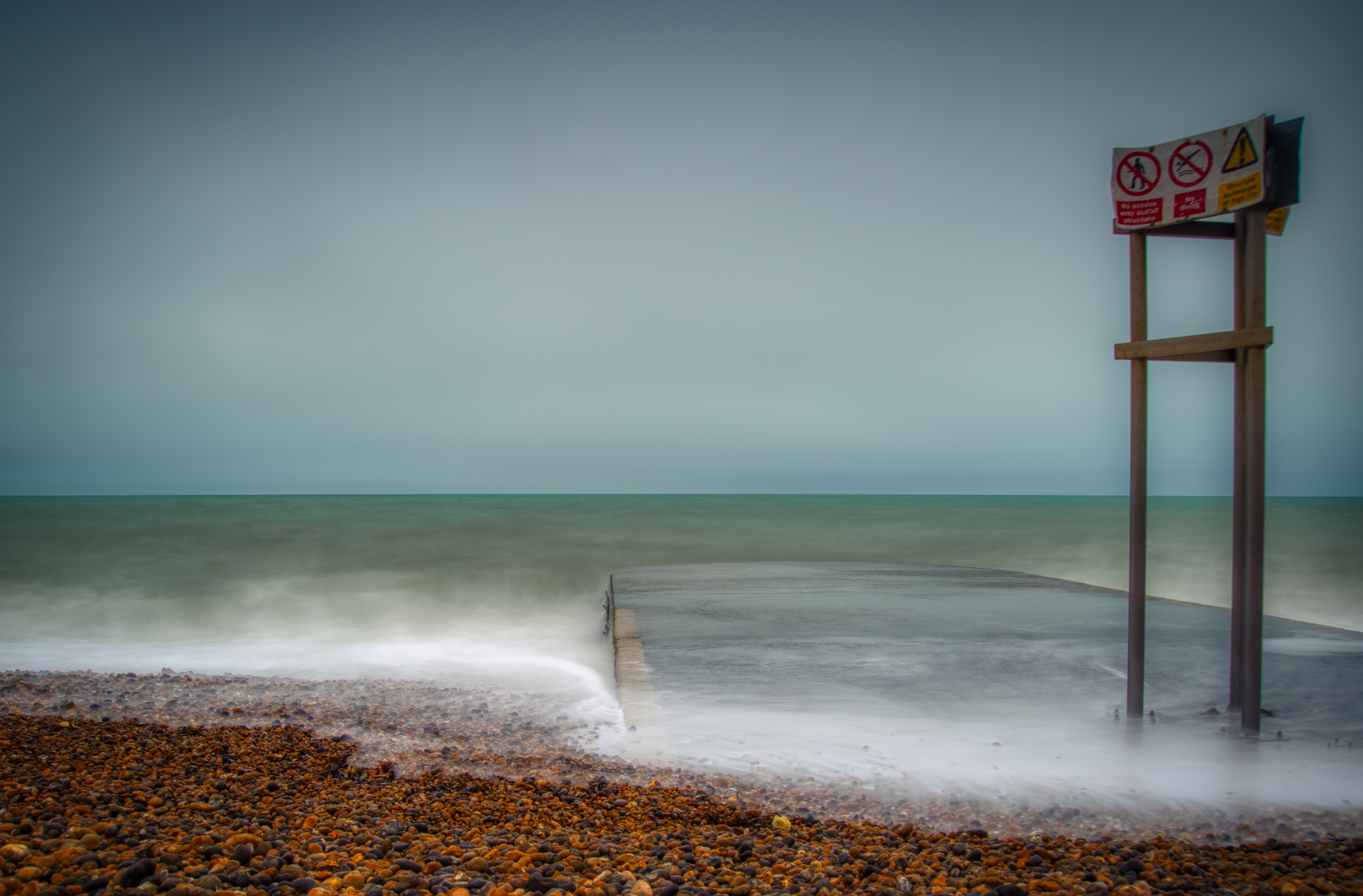 Brighton Long Exposure