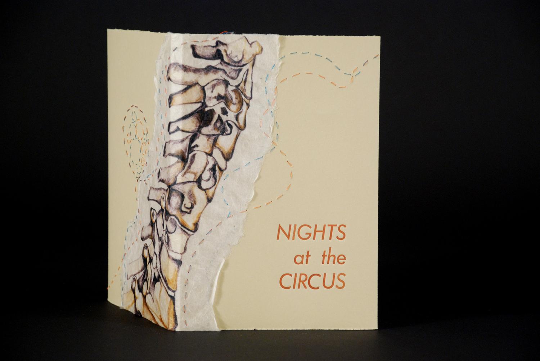 Artist Book Nights at the Circus.JPG