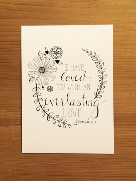 Everlasting Love<br>$10.00 CAD