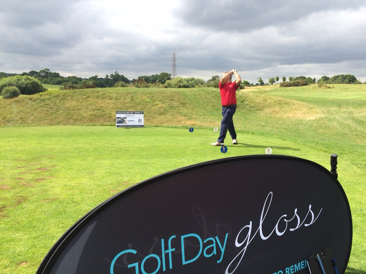 Playing to WIN the Glossy Audi A1 kindly sponsored by Lookers Audi part of Lookers Group
