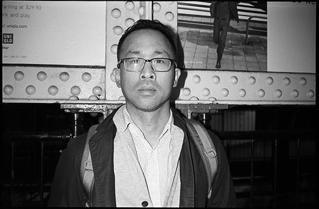 """ It's fucked up on both sides, I'm a democrat.""... ..... ..... #35mm #film #blackandwhite #clinton #trump #ishootfilm #filmphotography #nyc #nofilterneeded #portrait #people #analog #kodak #5222 #iiwiimag #вwѕqᴜare_ᴅᴇᴄ16 #fadedspirits #photowall_bwsplash #streetscape #streetscenesmag #pursuitofportraits #IC_STREETLIFE #streetlife_award #filmphotographyproject #eastman #cinematography #nofilter  #brooklynfilmcamera #vice #lomographynyc"