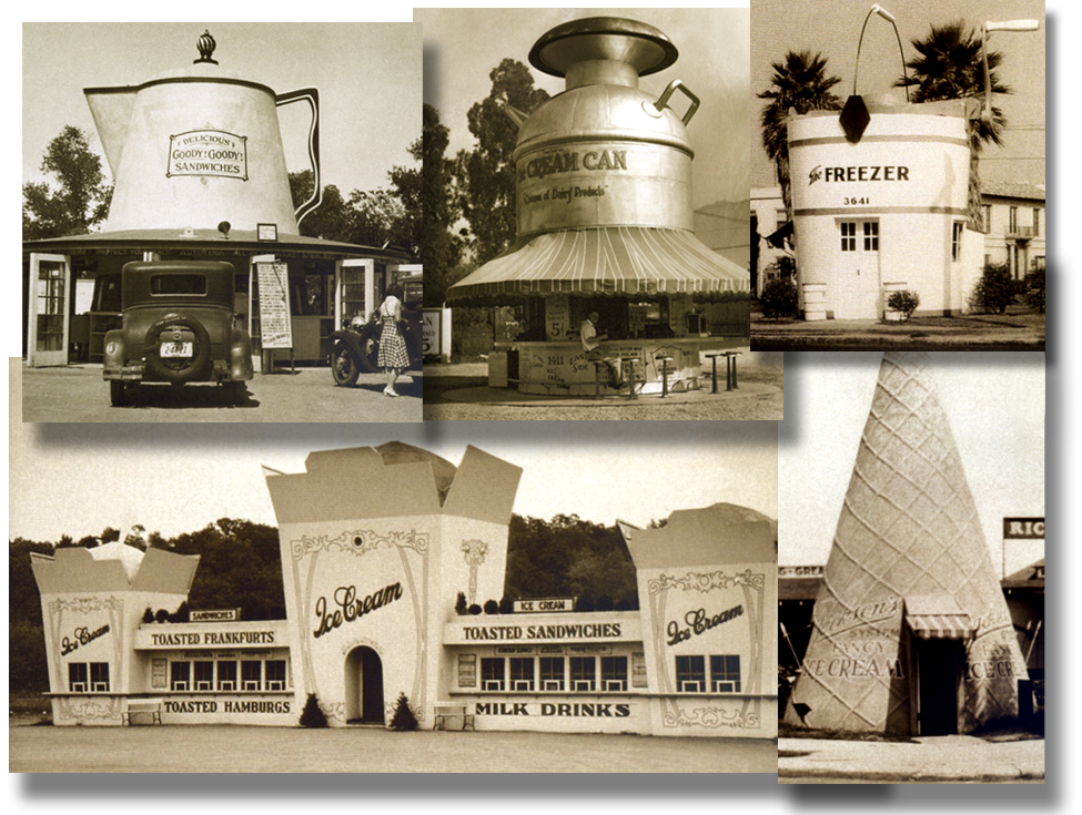 Read the REVIVAL OF ROADSIDE ARCHITECTURE in AMERICA by HungryGenius®;