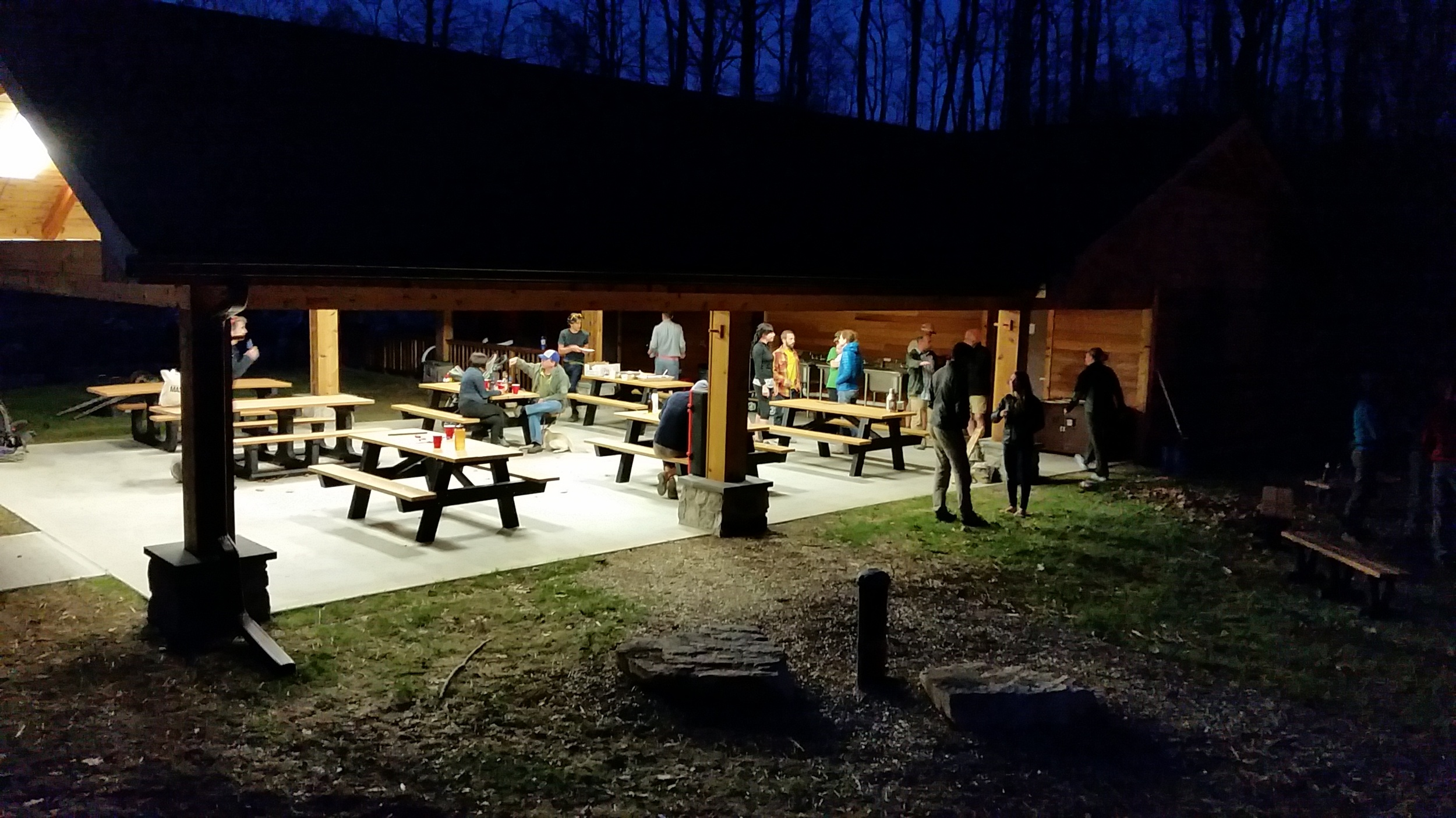 The Campground Pavilion