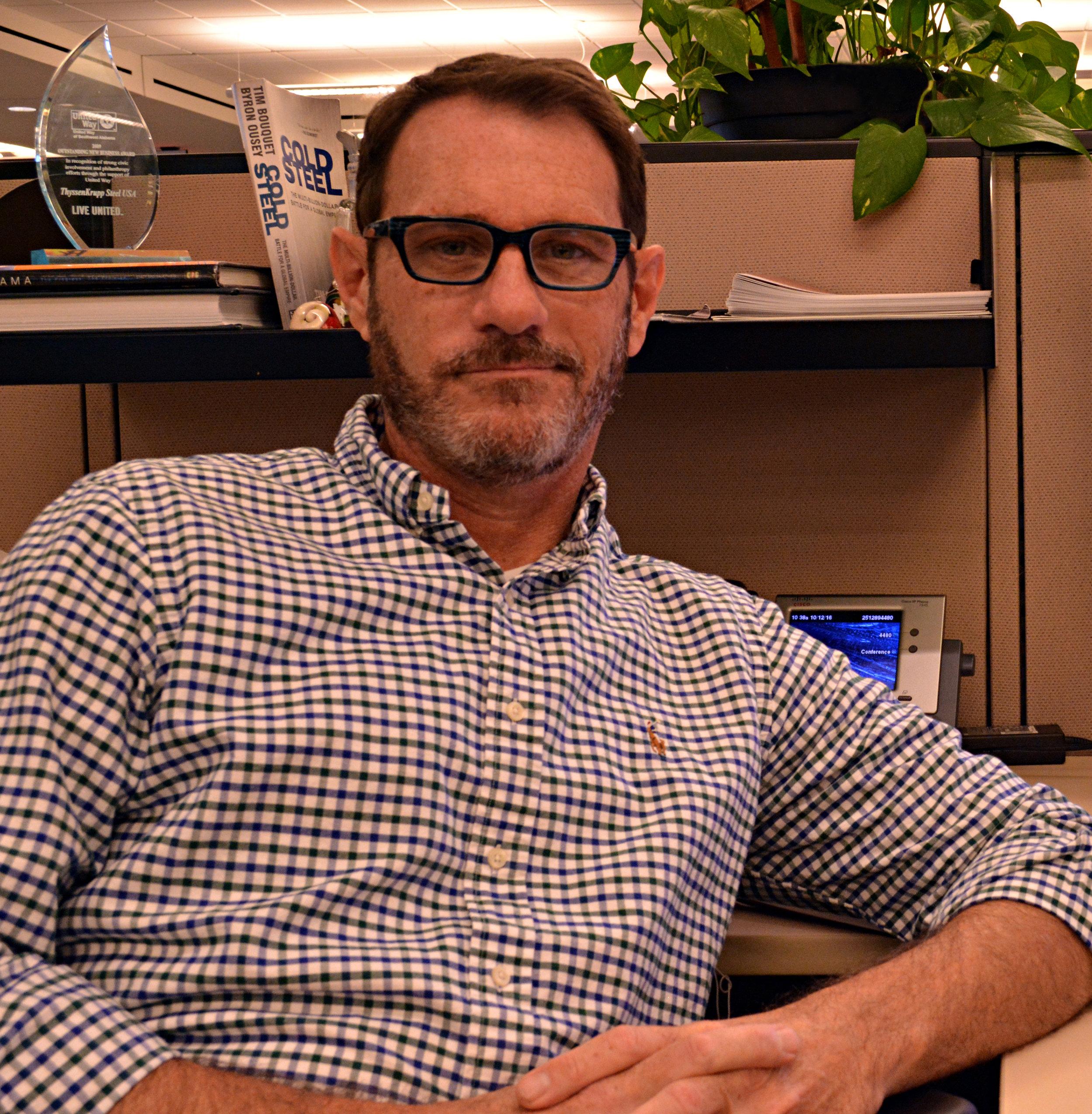 Scott Posey, Director of Communications, AM/NS Calvert