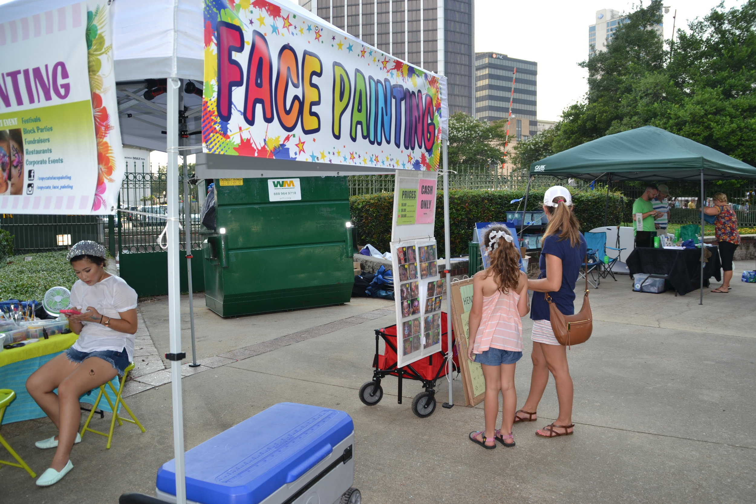 Face Painting Tent.JPG