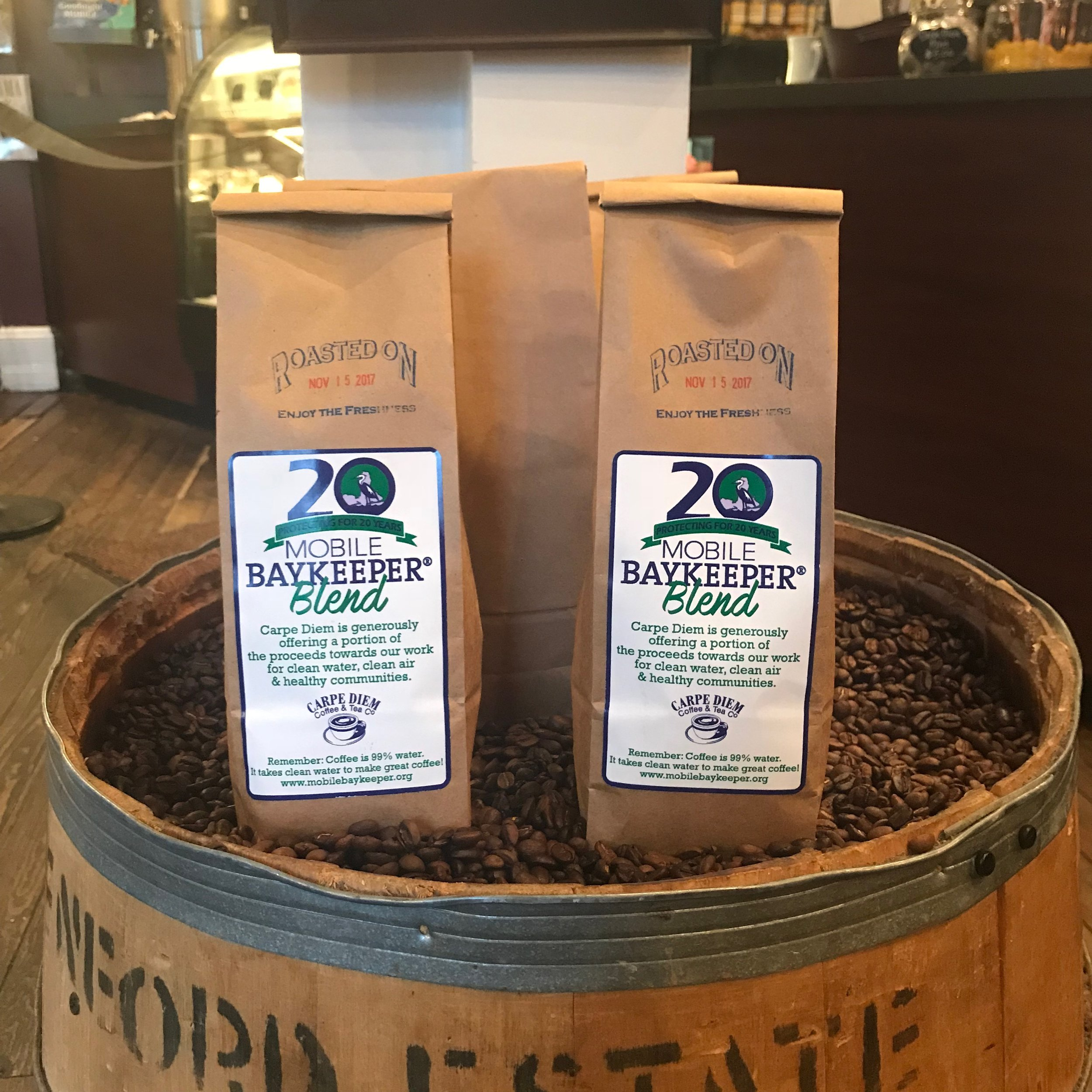 Visit Carpe Diem's website  here  to purchase your coffee today!