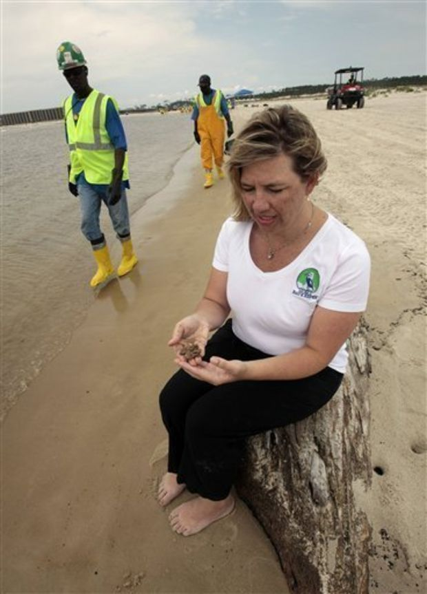 We stood tall on the front lines following the aftermath of the BP Oil Disaster, and we are still standing tall 8 years later ensuring restoration funds are spent on the right projects.