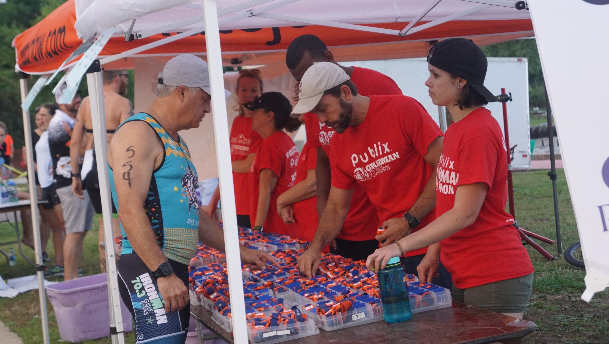 Time chips volunteers.JPG