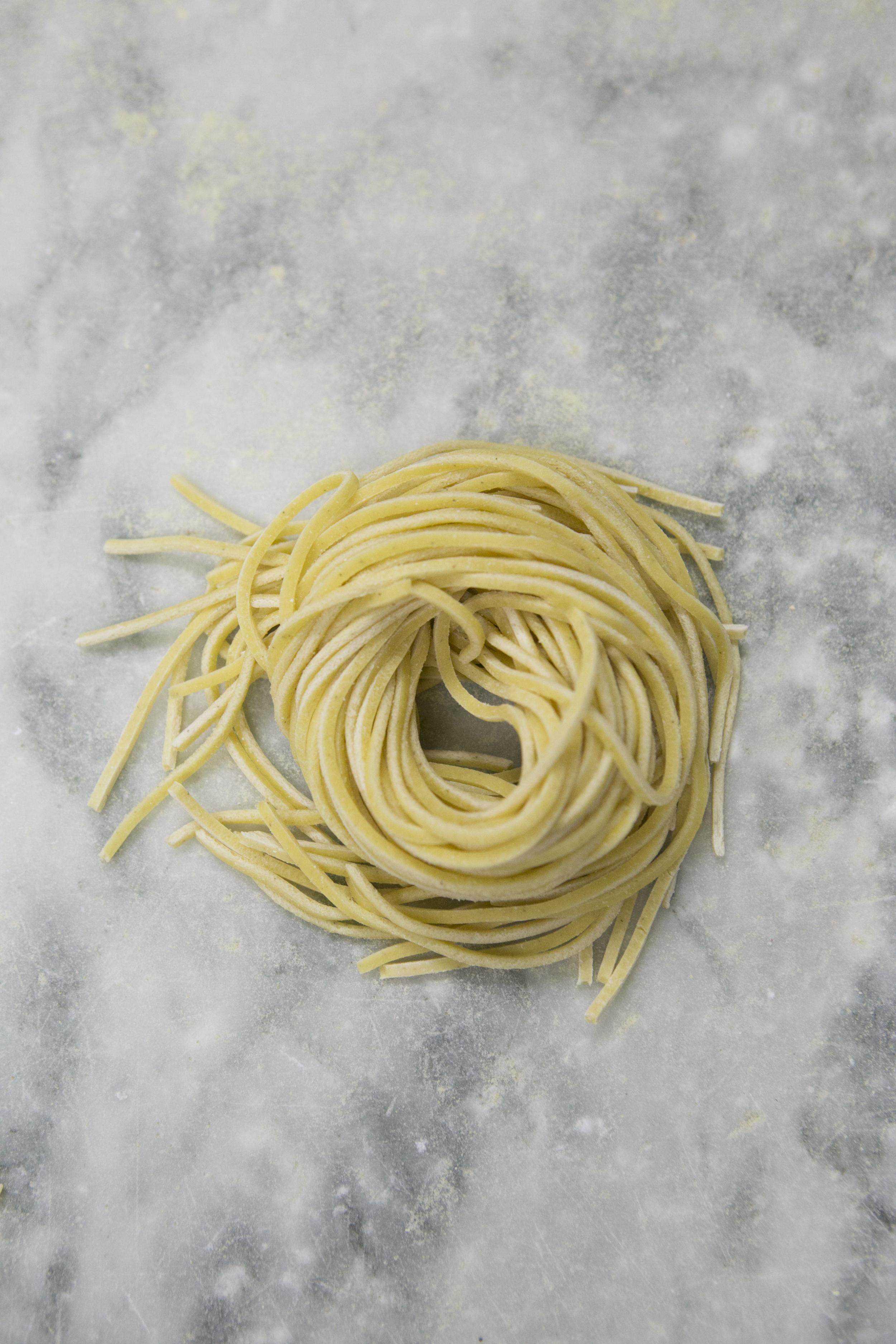 Spaghetti Alla Chittara