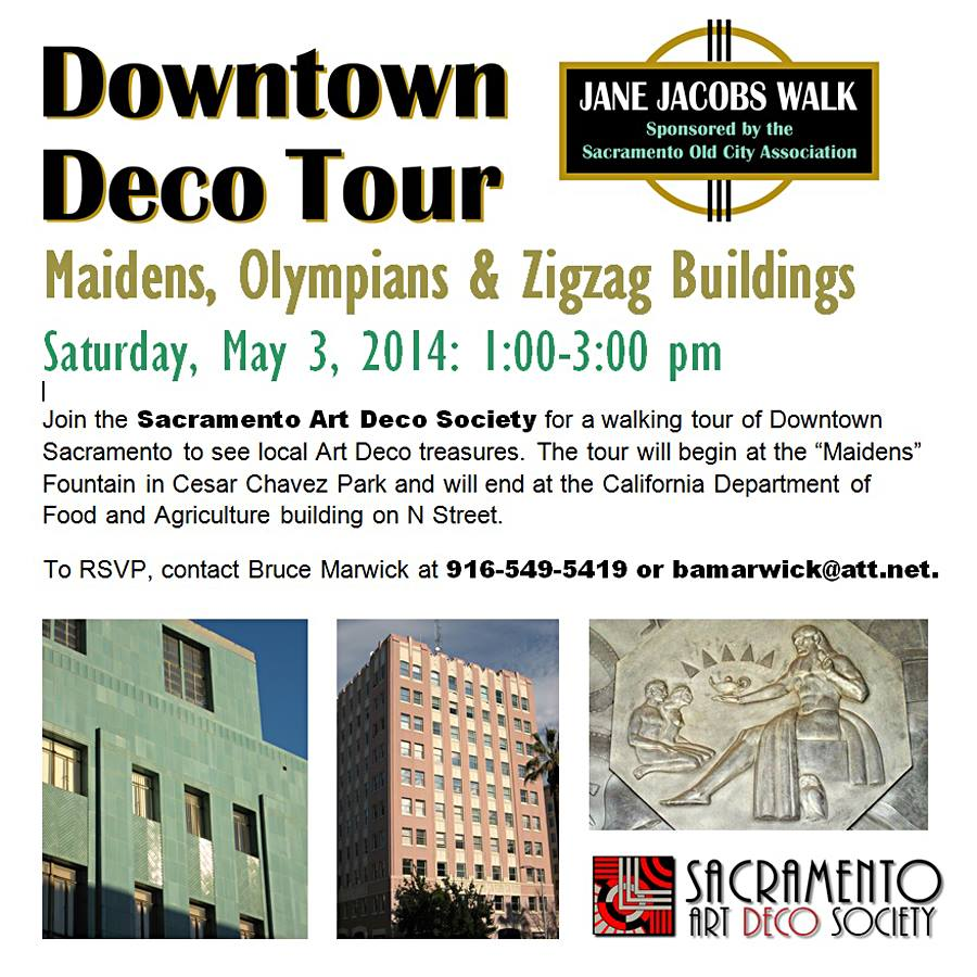 Sacramento Art Deco Society‎ photo