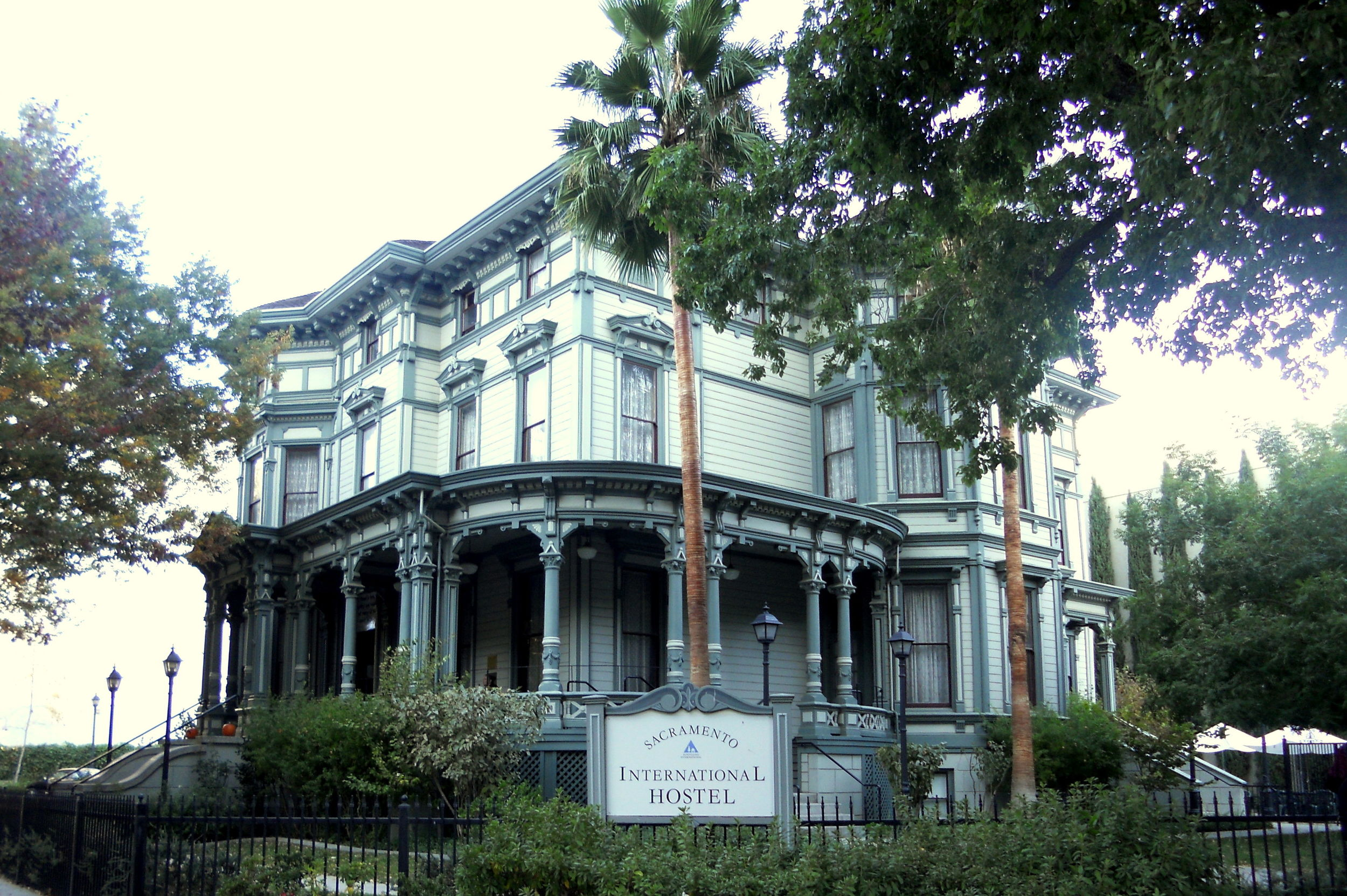 photo:   sacramentopress.com:  Alkali Flat is the oldest standing residential neighborhood in Sacramento, with homes and businesses that date back to the early 1850s.