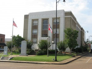 Leake County Courthouse Today