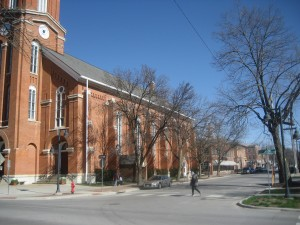 Jefferson Street Historic Preservation District