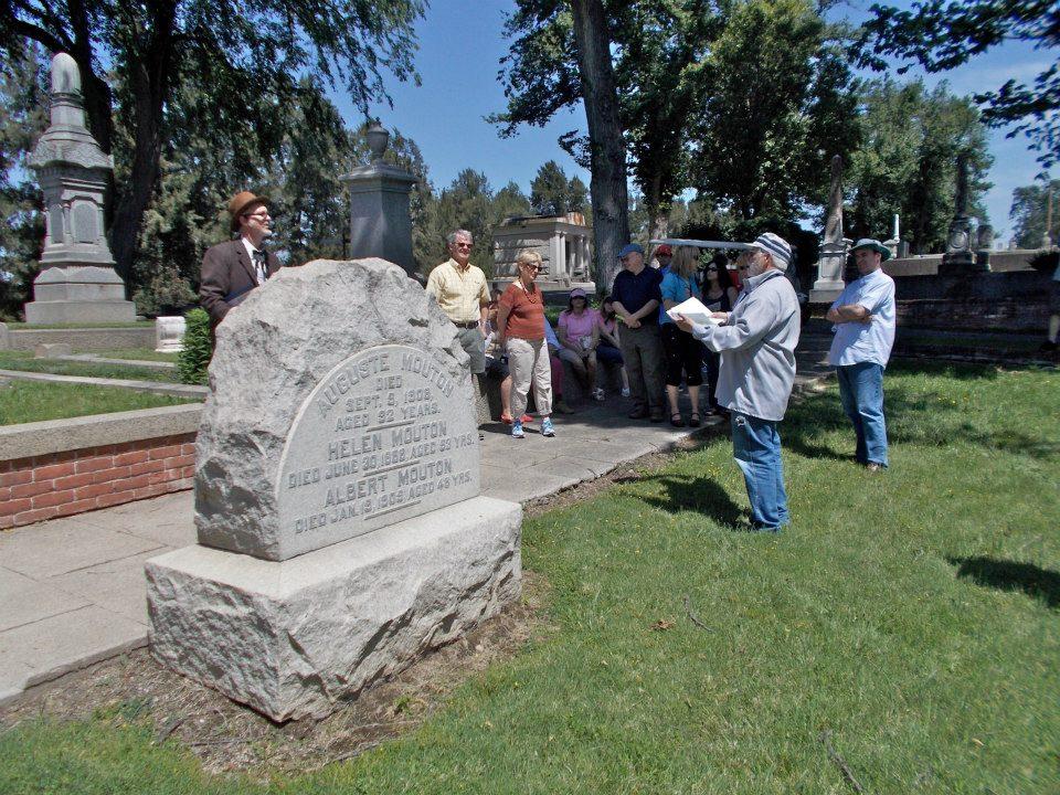 photo: Sacramento Historic City Cemetery