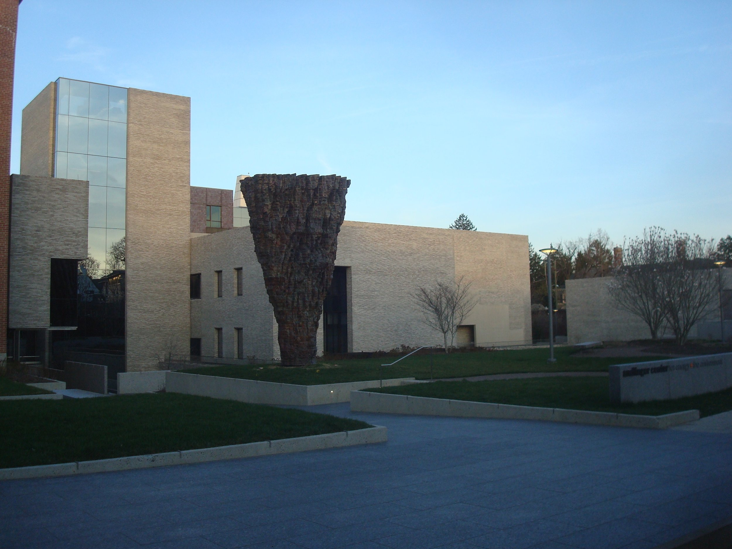 And linger Center for Energy and the Environment