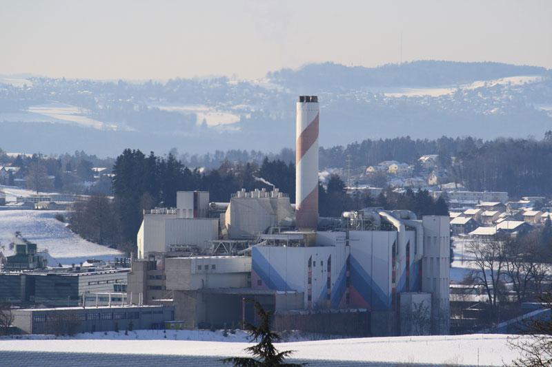incinerator in europe