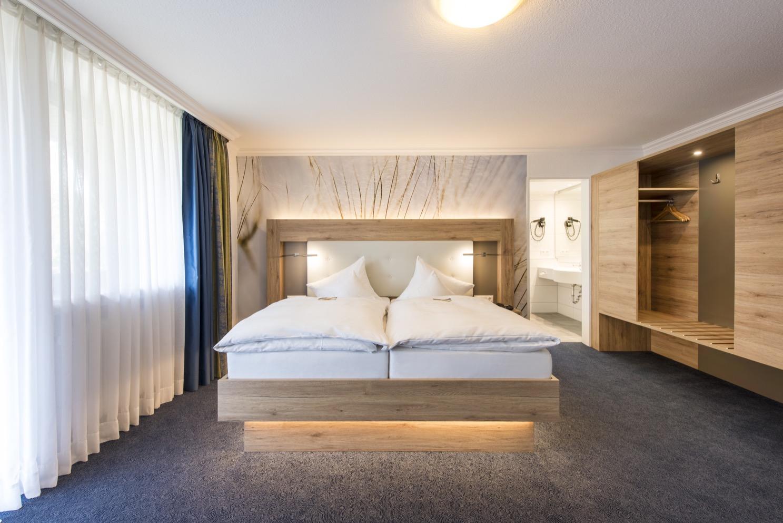 Hotel Idingshof Bramsche - JuniorSuite mit Balkon
