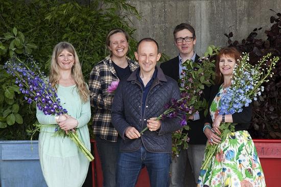 British Flowers Week 2013 Florists