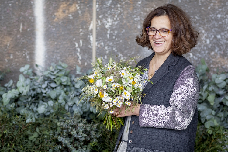 British Flowers Week 2015 Day 1 Zita Elze - Presented to you by New Covent Garden Flower Market