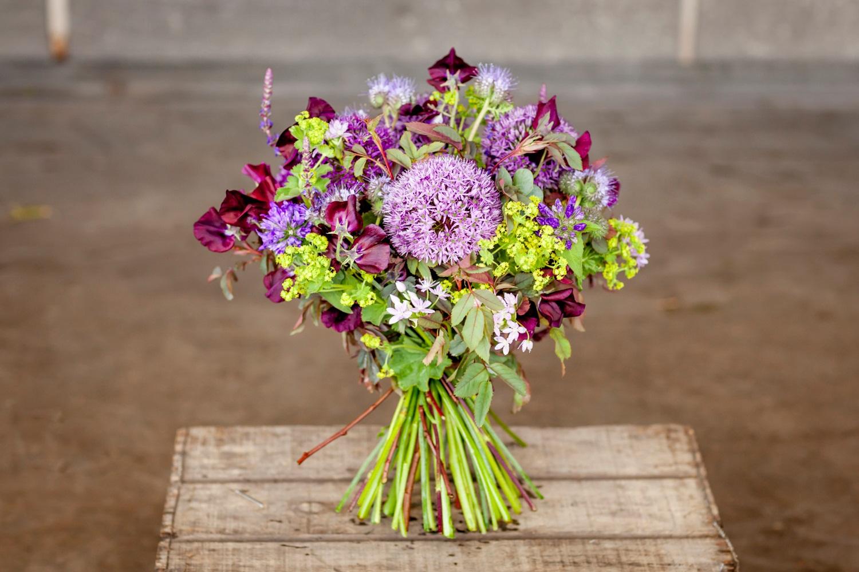 Bloomsbury Flowers bouquet