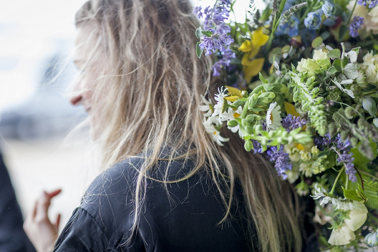 British Flowers Week 2015 Day 2 That Flower Shop - Foliage - Presented to you by New Covent Garden Flower Market