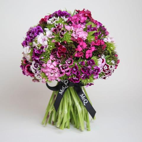 Mcqueens bouquet for BFW 2015