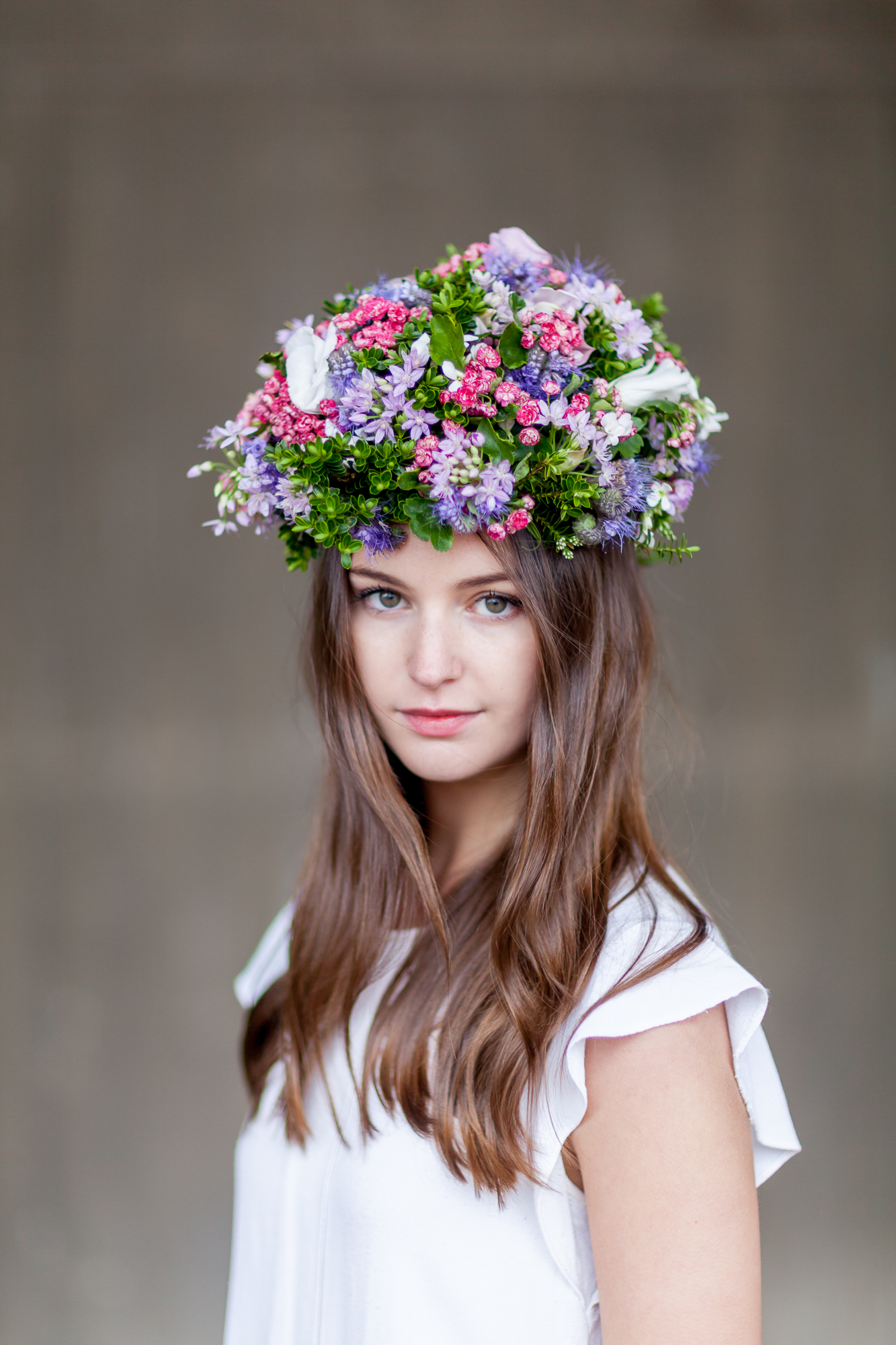 Day 2 of British Flowers Week 2016, featuring the cycle helmet made by Florence Kennedy of Petalon, presented to you by New Covent Garden Flower Market
