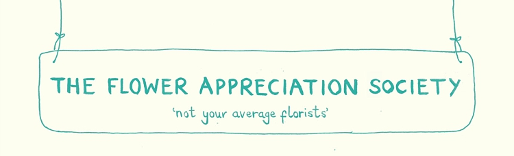Flower Appreciation Society logo