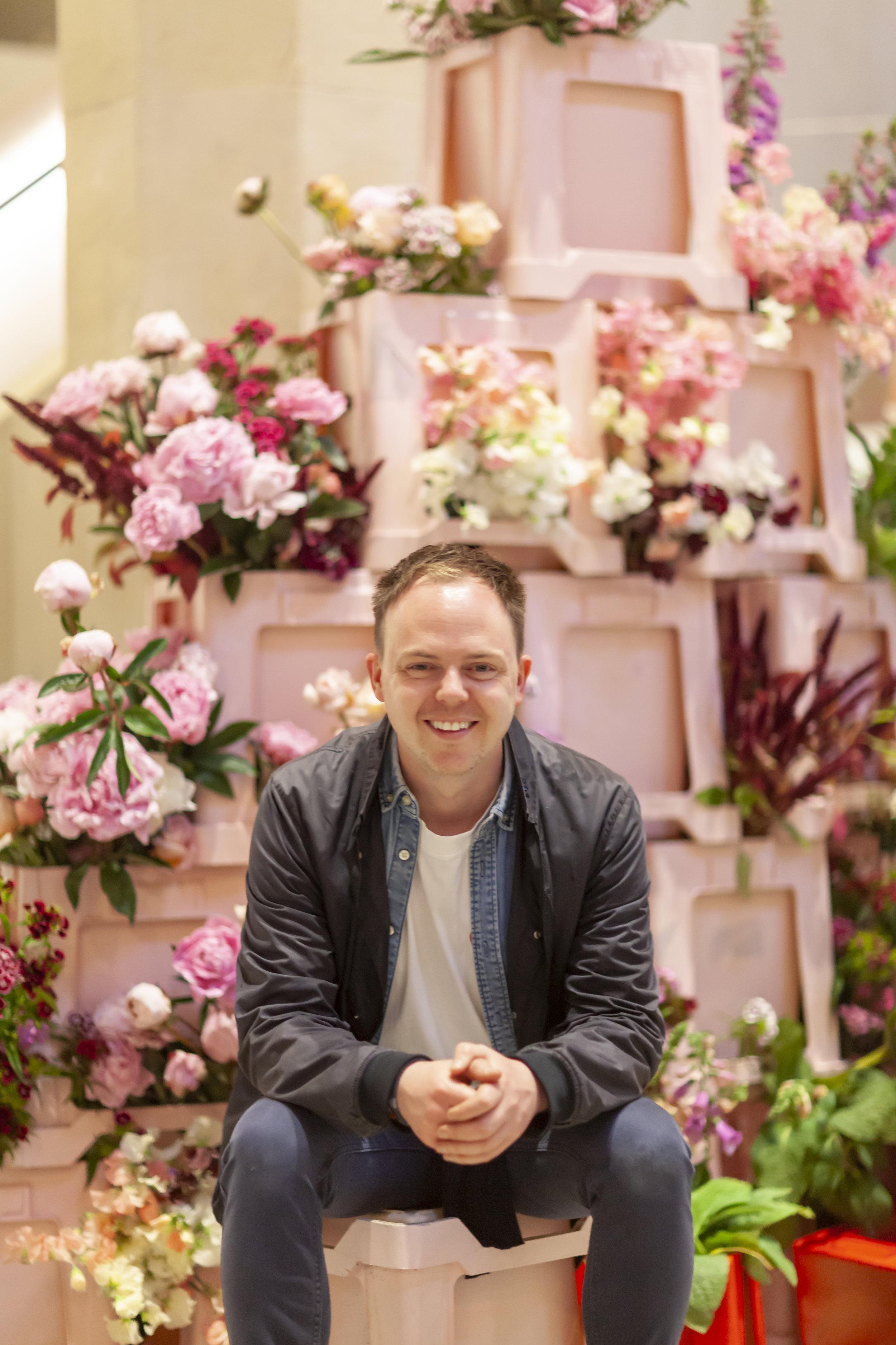 Graeme Corbett, Bloom + Burn -