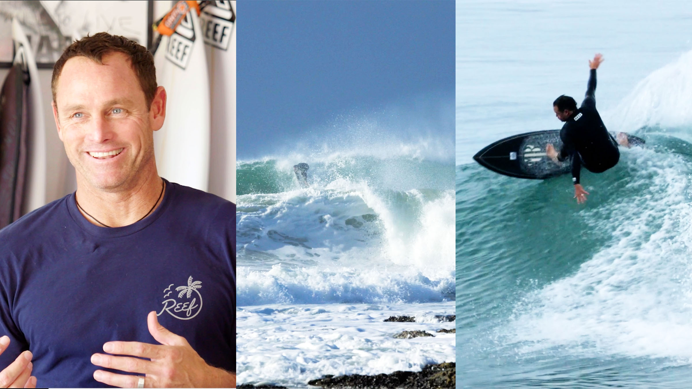 Taylor Knox - 3 part Instagram series, 3 minute Surfline video