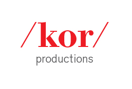 Branding design for the Chicago based opera company,  /kor/ productions . /kor/ produces classic operas for non-traditional venues such as bars or coffee shops. /kor/ is also the pronunciation of the ultimate Latin root word, cor, which appears in many of these operas. Click here to see some posters and apparel from their past productions.