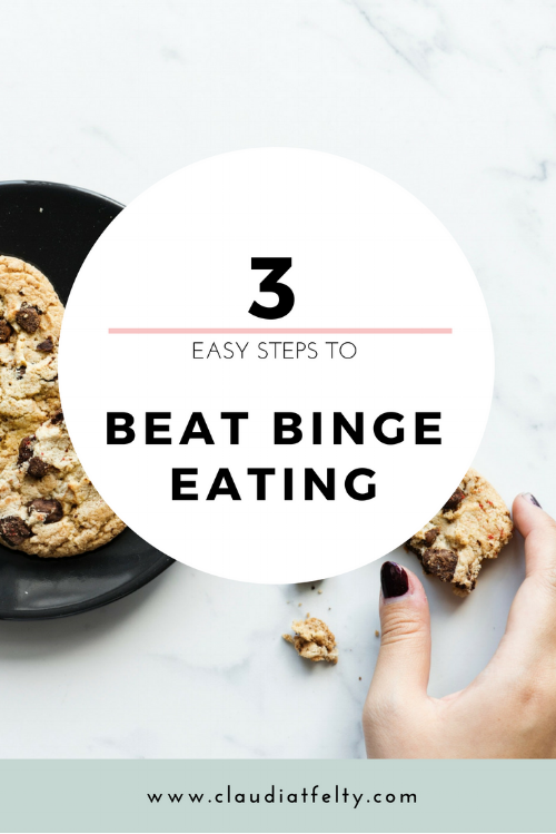 beat binge eating