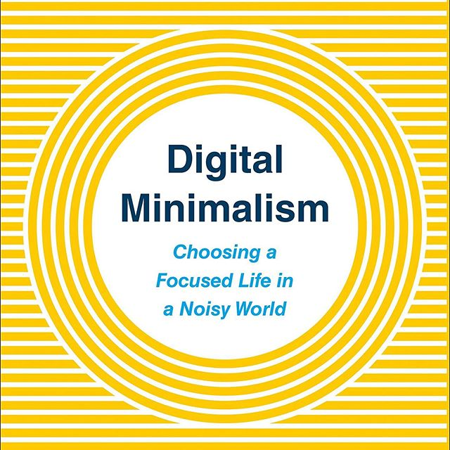 "DIGITAL MINIMALISM. After Mental Health Day last week, this great interview came to mind. 🧠 Cal Newport chatting with Dr. Chatterjee on his excellent podcast 'Feel Better Live More' about 'How Social Media Could Be Making You Ill'. How these interactions with our phones has quite a dark side, changing behaviour and mental states to be less focused, constantly distracted, approval seeking and anxious. 😳 I'm not against social media, I believe it has its place, and I love the positive platform of Instagram to find and connect with like minded tribe, but it becomes a fine line of who or what is really in control? 😬 After listening to this interview I delved deeper into Cal Newport, he has an excellent Ted Talk on the subject and many books on the subject of focus, creativity and success. 'Deep Work' being one of them and his latest book 'Digital Minimalism, Choosing a Focused Life in a Noisy World'. Where he writes about ""how to perform productive, valuable and meaningful work in an increasingly distracted digital age"" 🤓 It's inspired me to put into practice 'digital minimalism', do a 'digital declutter' and spend more time on quality analogue activities, without my phone! 😱💪 Cal Newport's 'Ted Talk' is well worth checking out if you're curious about how your online 'social' interactions could be affecting your real life happiness. 😍 @drchatterjee  #digitalminimalism #reducethenoise #digitaldistractions #socialmedia #takeabreak #digitaldetox #reallifeinteractions #qualityrelationships #deepvalues #fracturedmind #deepwork #fblm #feelbetterlivemore #calnewport #reallifeinteractions #lessismore #unclutteryourlife #digitaldeclutter #highvalueactivities #lowqualitydistractions #mind #mentalhealth #worldmentalhealthday #anxiety #unfocused #dopaminehits  #addiction #phoneaddict"