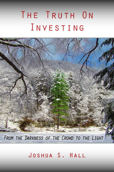 This Letter is an extract from my book, The Truth On Investing: From the Darkness of the Crowd to the Light. It includes the first part of chapter 5—Investing with God. -