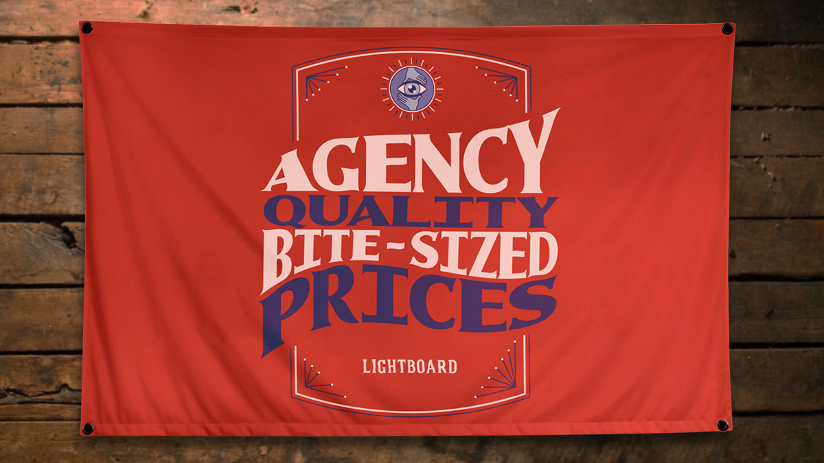 Lightboard Slogans
