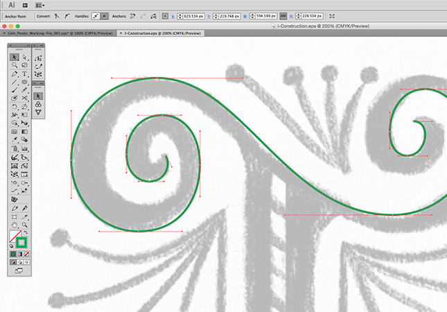 Letter Better with Illustrator's 'Width' Tool — Micah Bowers