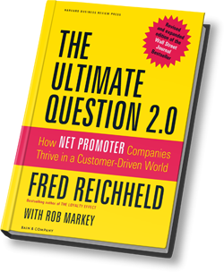 The Ultimate Question 2.0 - Fred Reichheld