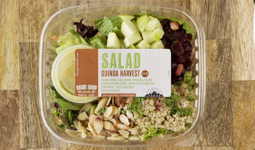 Salads -