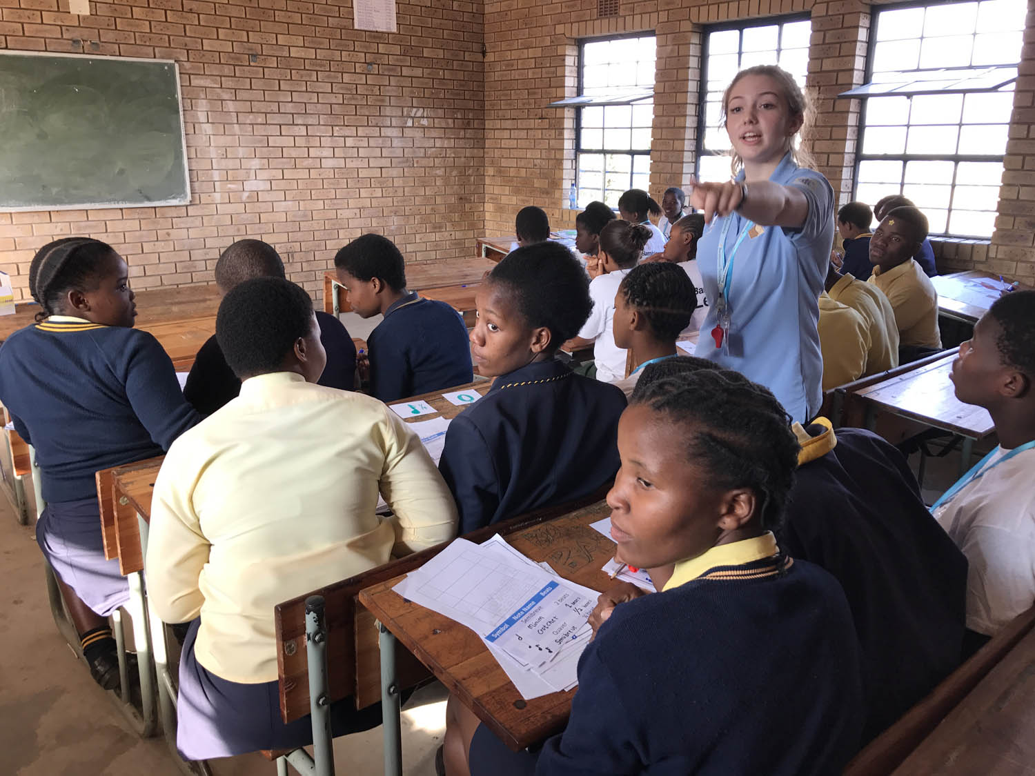 The 2017 South Africa Visit
