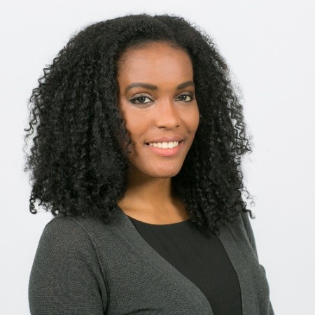 Above: Shaniqua Davis, founder and CEO of Noirefy