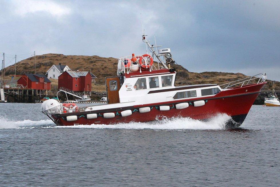 fisketur skjerjehamn