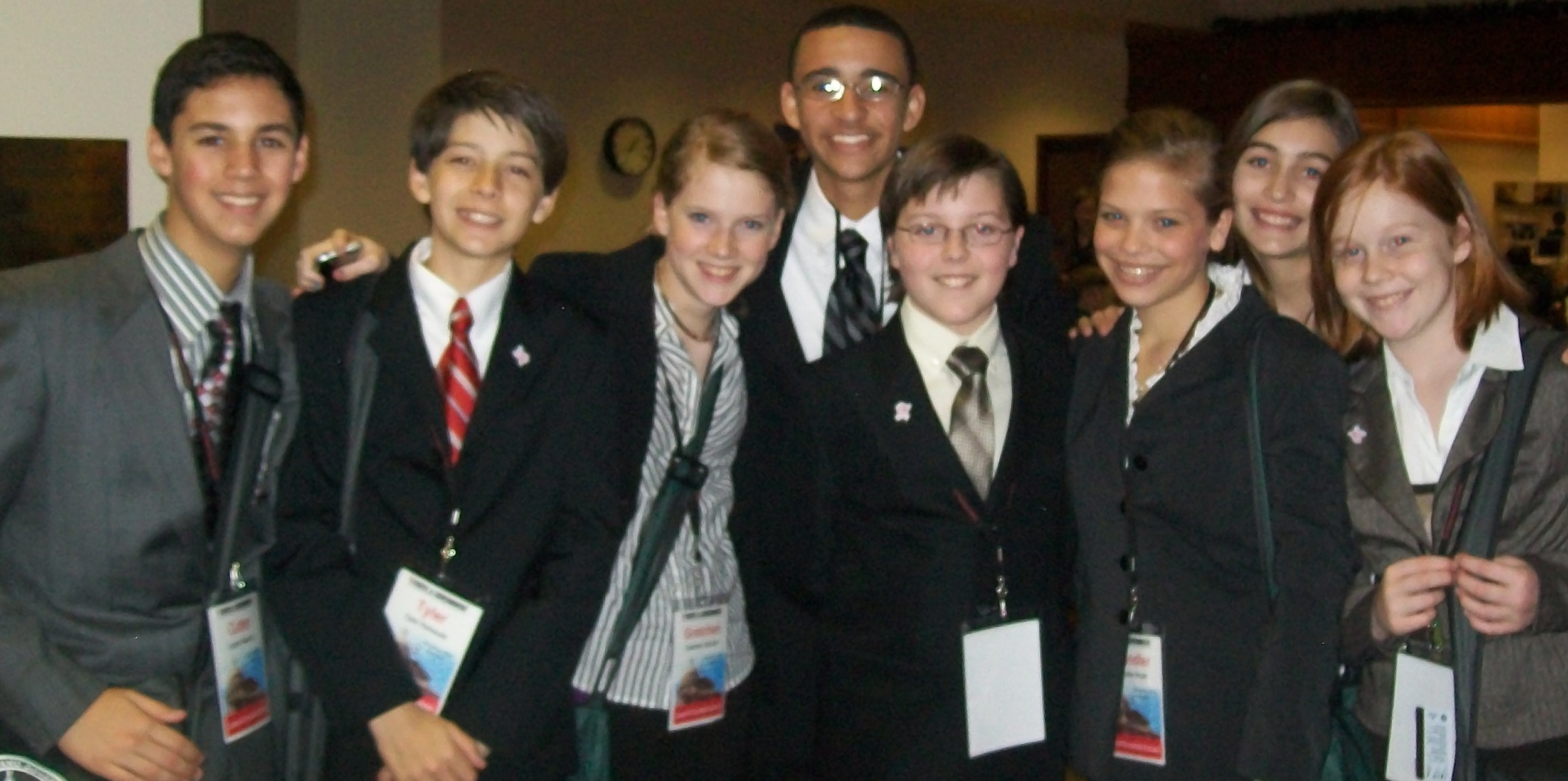 Youth & Government District 5 Conference 2009