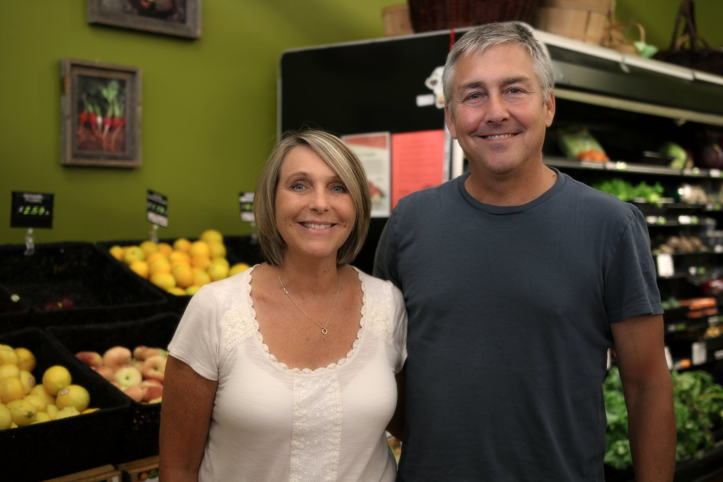 Kathie & Trace, Owners