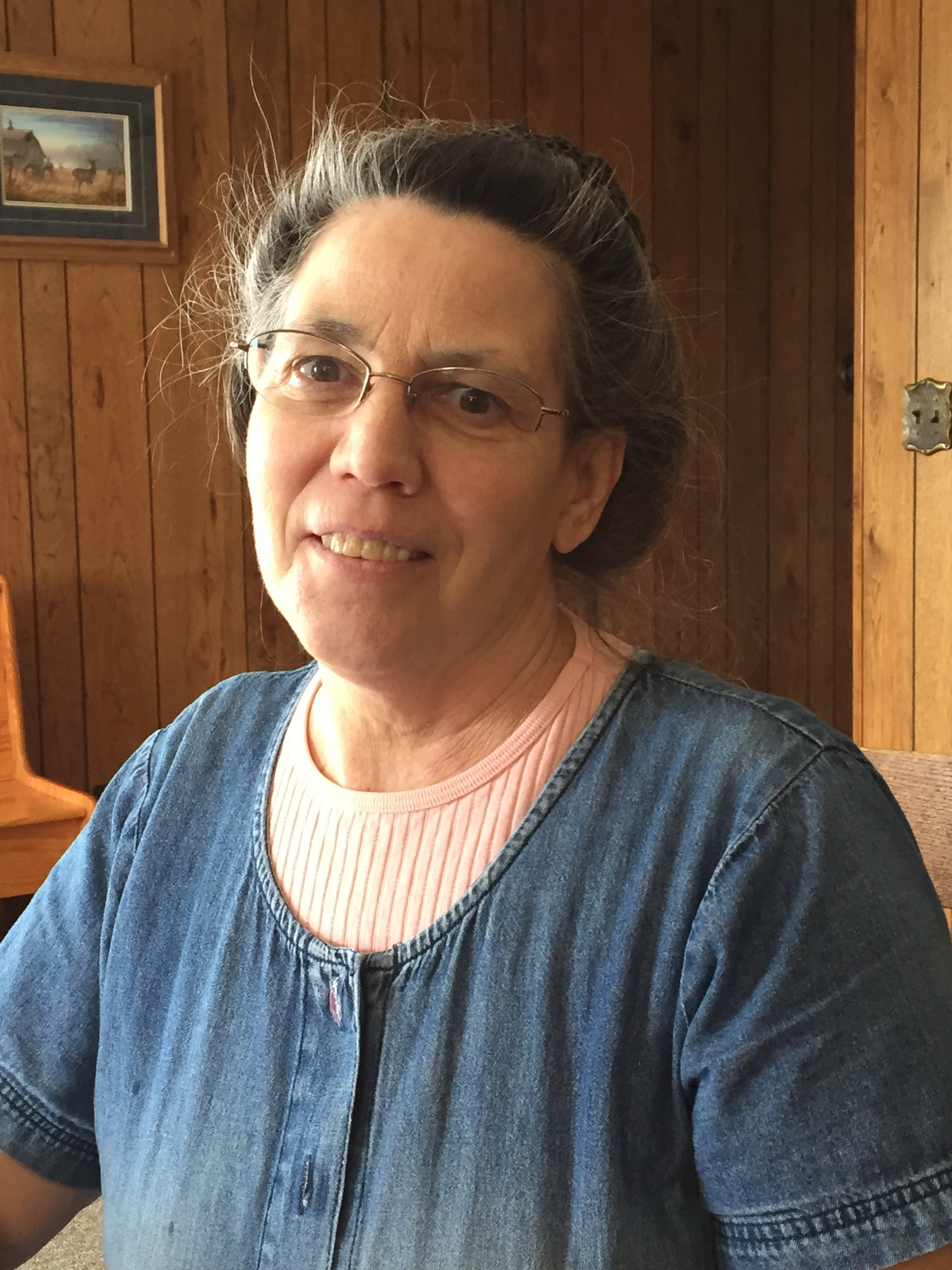 Marilyn Wettstein, Organic Pastures in Eureka, IL