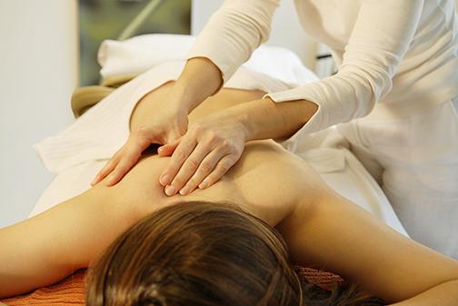 Massage improves circulation