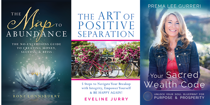 Just a few of the gorgeous covers we've designed for clients this year.