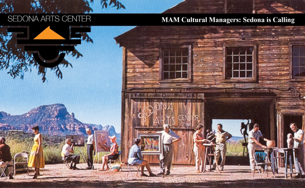 Kathryn Heideman, Assistant Dean of Arts and Entertainment Management at Heinz College and the College of Fine Arts at CMU, is launching a unique residency for Cultural Managers at the Sedona Arts Center.
