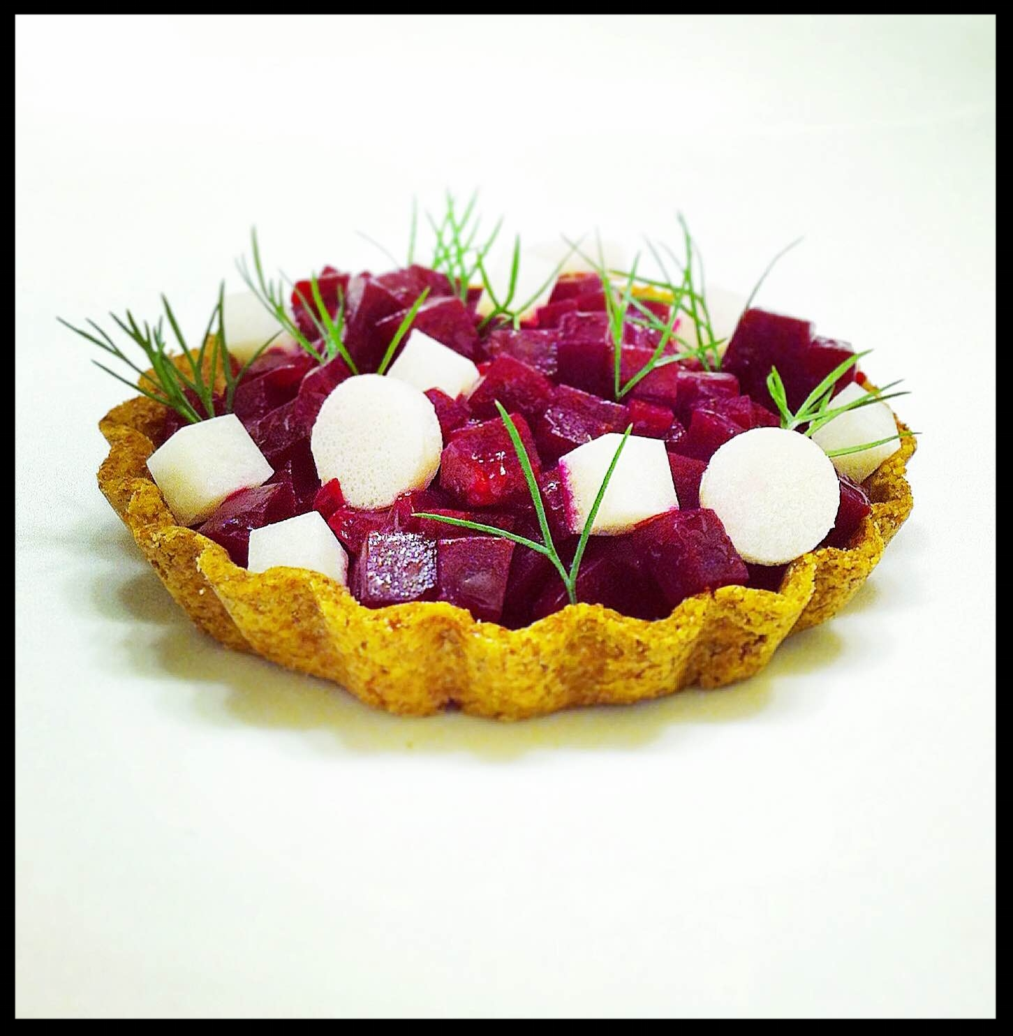 Tart by Plated Trade.